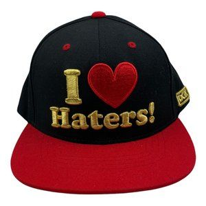 DGK Kayo I Love Haters Adjustable Snapback Skateboard Baseball Hat Cap US OS